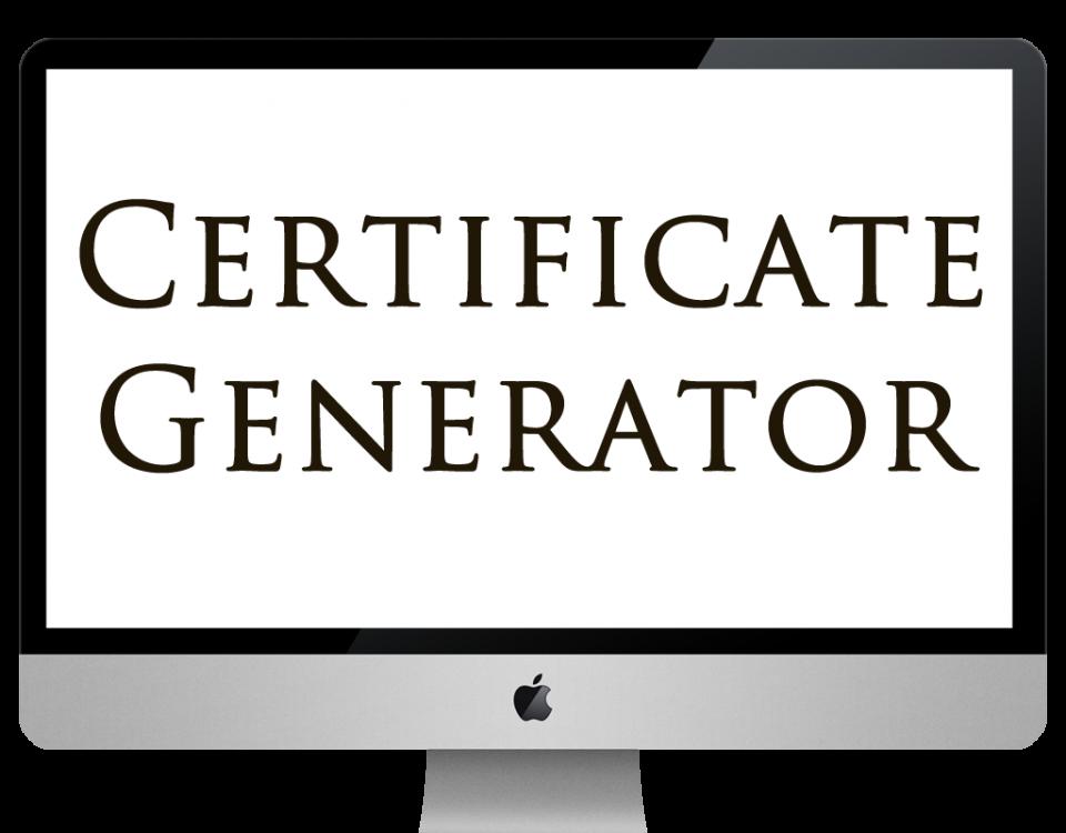 certificate_generator_xpertlab