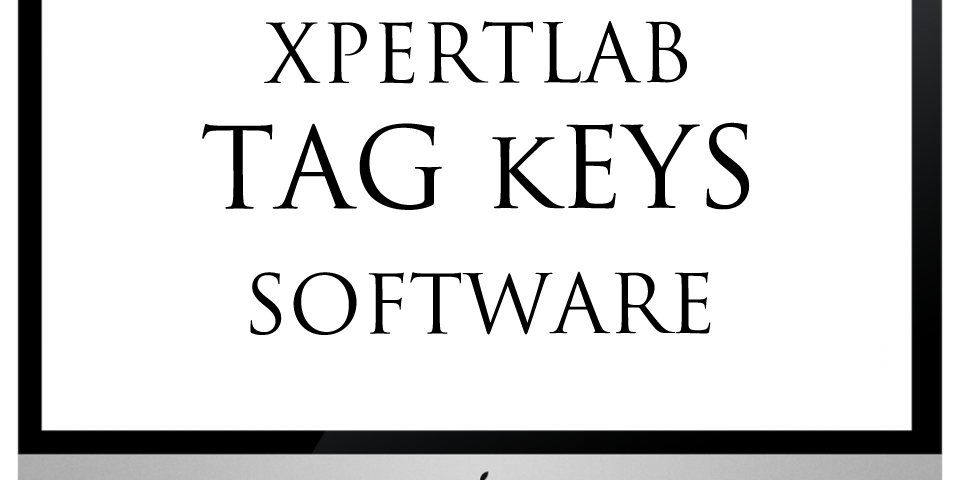 xpertlab-tag keys software